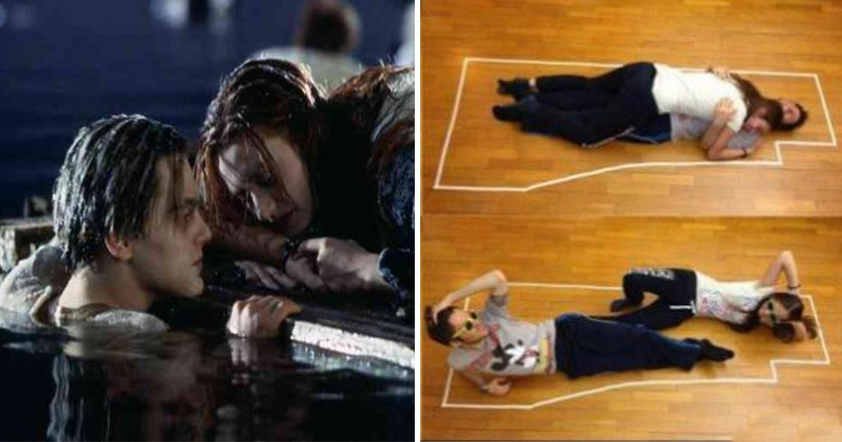 ec8db8eb84a4ec9dbc4 - James Cameron Gives A Reason Why Rose Didn't Share The Door With Jack In 'Titanic'