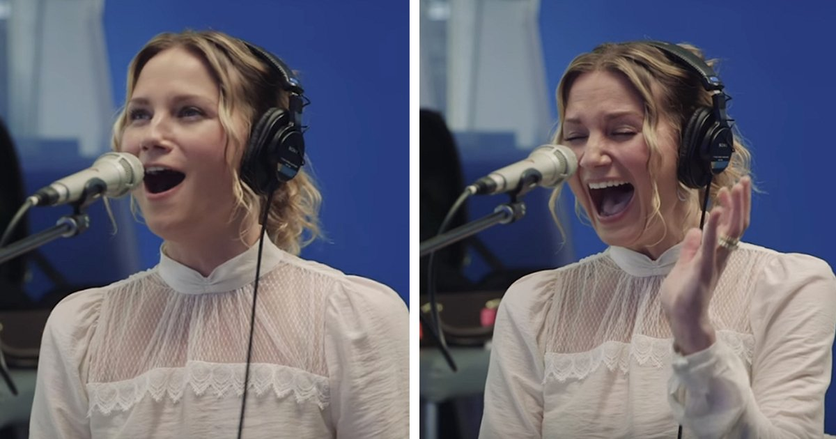 ec8db8eb84a4ec9dbc6 12.jpg?resize=300,169 - Jenniffer Nettles Has Released A New Christmas MashUp Songs That Will Definitely Warm Up Your Heart
