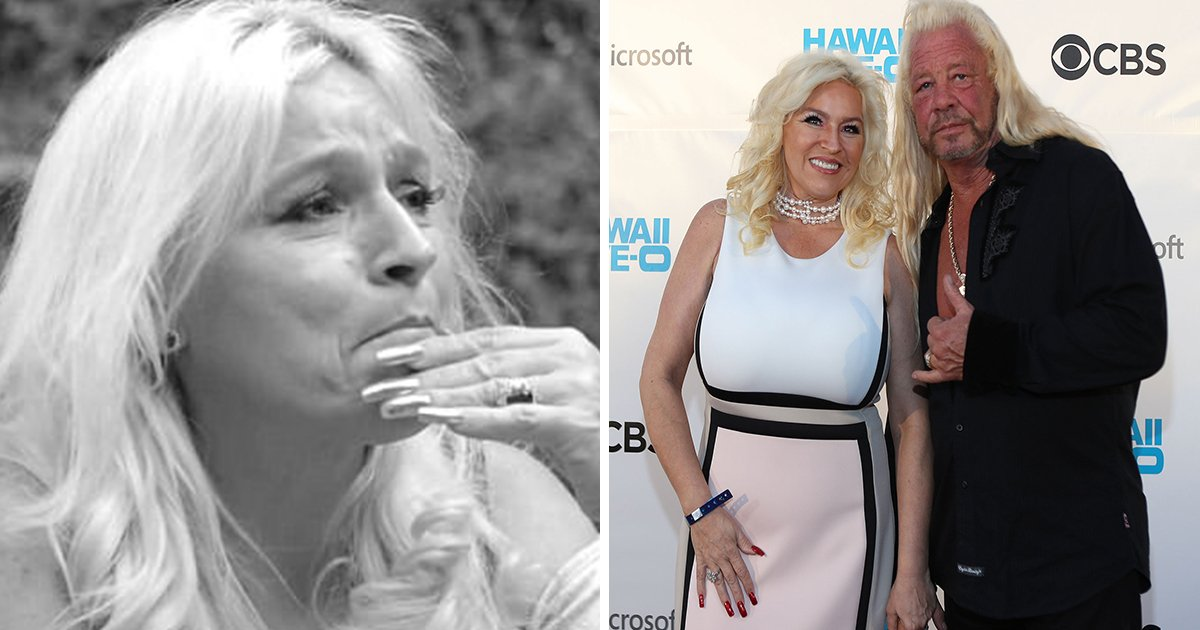 ec8db8eb84ac23.jpg?resize=636,358 - Dog the Bounty Hunter's Wife Given 50% Chance to Live. Then Shares An In-depth Story Of What She Went Through