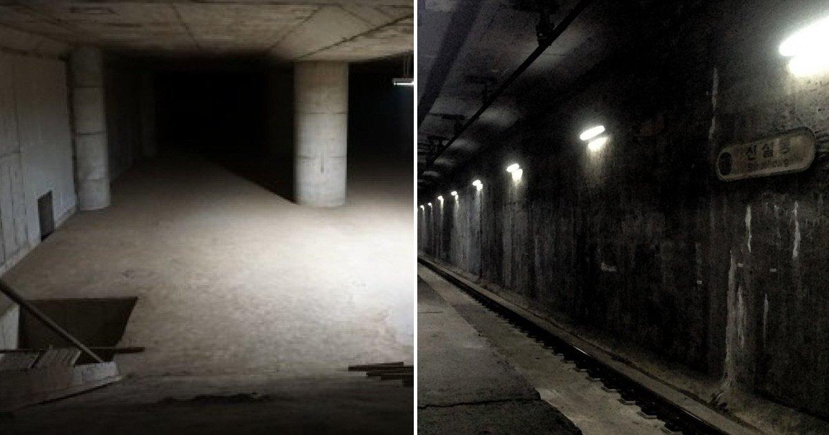 eca09cebaaa9 ec9786ec9d8c 104 - 역무원들도 함부로 들어가지 않는 서울 지하철 '유령역' 5곳