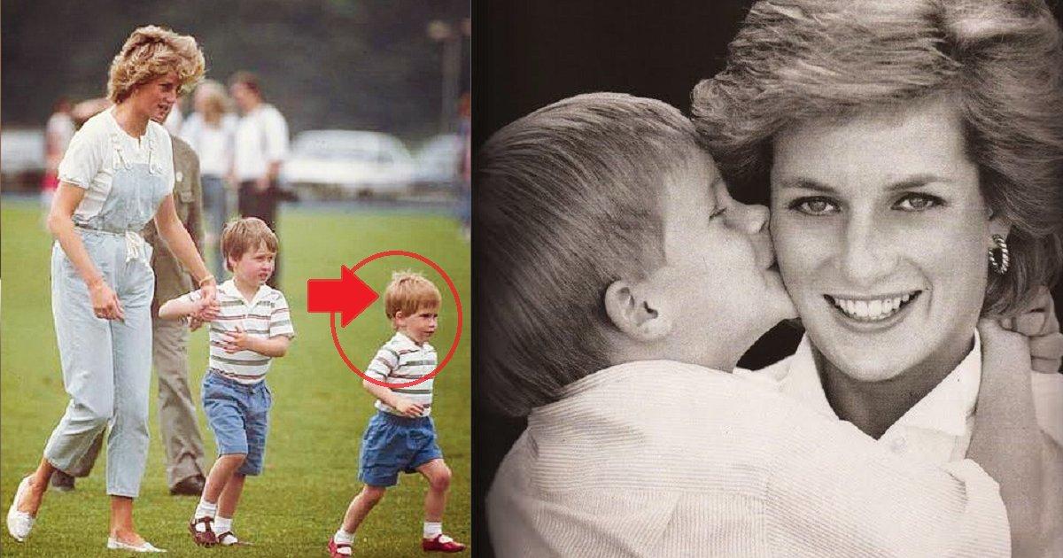 eca09cebaaa9 ec9786ec9d8c 16 - Prince Harry's Tribute to His Mother Diana Has Everyone In Tears