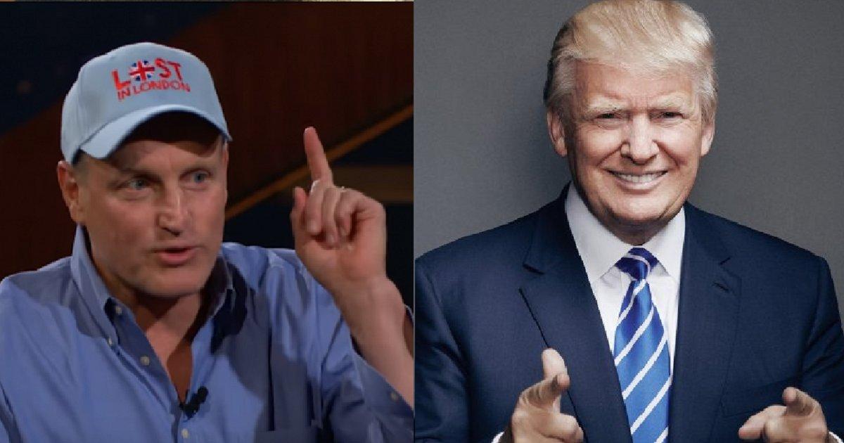 eca09cebaaa9 ec9786ec9d8c 2 - This Actor Recalls His Unforgettable Encounter With President Trump