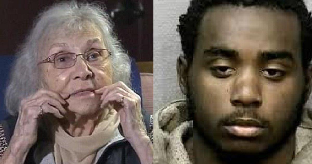 eca09cebaaa9 ec9786ec9d8c 21 - Man Breaks into An Elderly Woman's Home, Attempts to Rape Her After Stealing $40