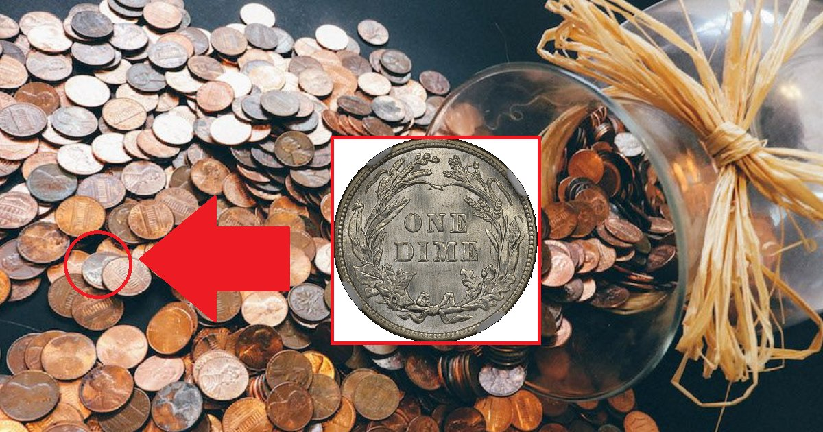 eca09cebaaa9 ec9786ec9d8c1 2 - This Dime Could Be Worth 1.9 Million Dollars. Here's How To Find It.