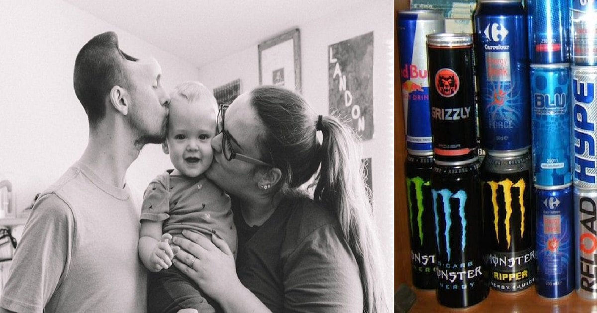 energy drinks casues brain hemorrhage 7 1.jpg?resize=300,169 - Energy Drinks Almost Killed A Man, And His Pregnant Wife Never Gave Up On Him
