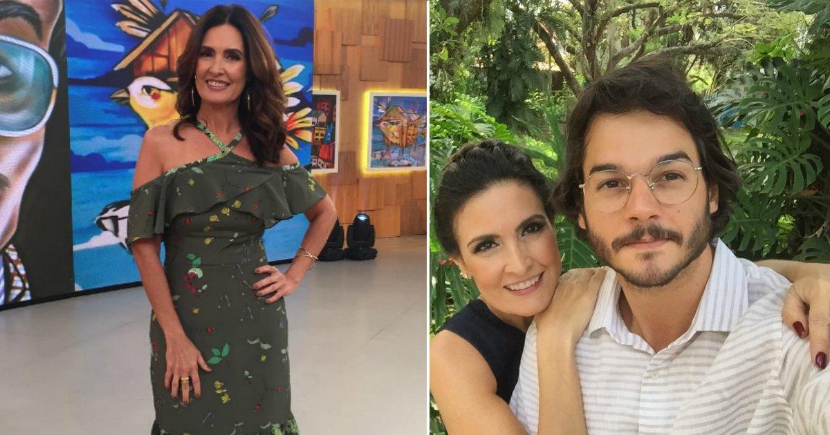 fatimaano 1 - Fátima Bernardes comemora ano de sucesso no trabalho e no amor!