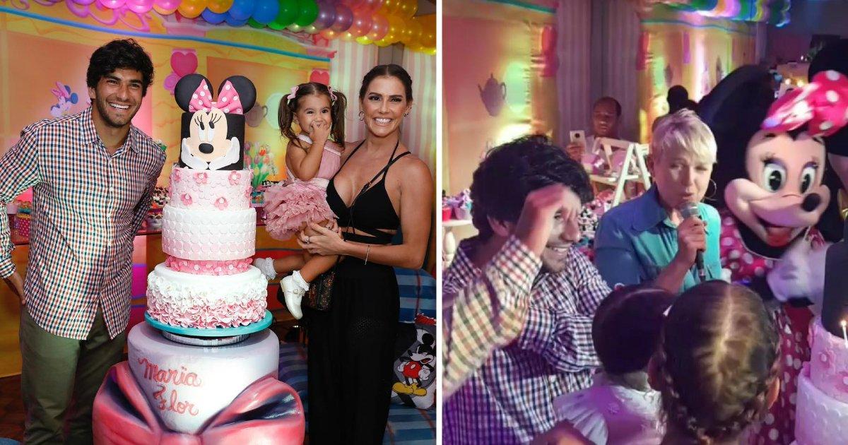 festafin.jpg?resize=300,169 - Filha de Deborah Secco tem festão com direito à parabéns cantado pela Xuxa