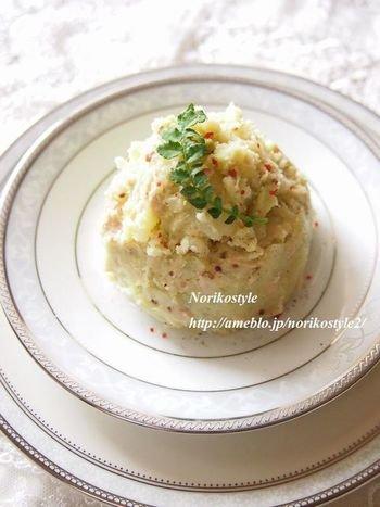 ポテトサラダ ジャガイモ