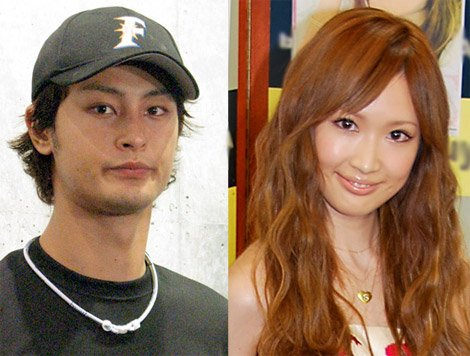 from saeko and darubish with encounter to parting 67731 200907150975032001247663106c - 紗栄子とダルビッシュ有の出会いから別れまで
