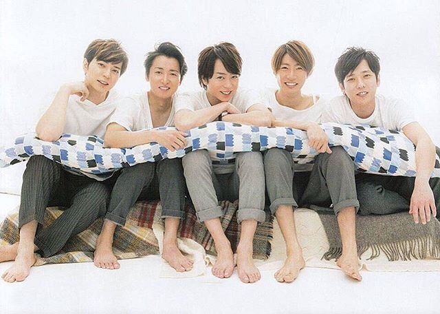 Image result for 嵐 仲良し