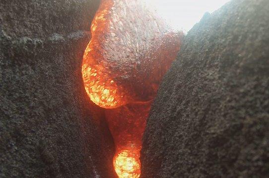 Image result for Gopro in volcano