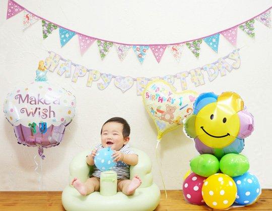 half birthday ornament feature phbst 007 1 - ママ必見!ハーフバースデーの飾り特集