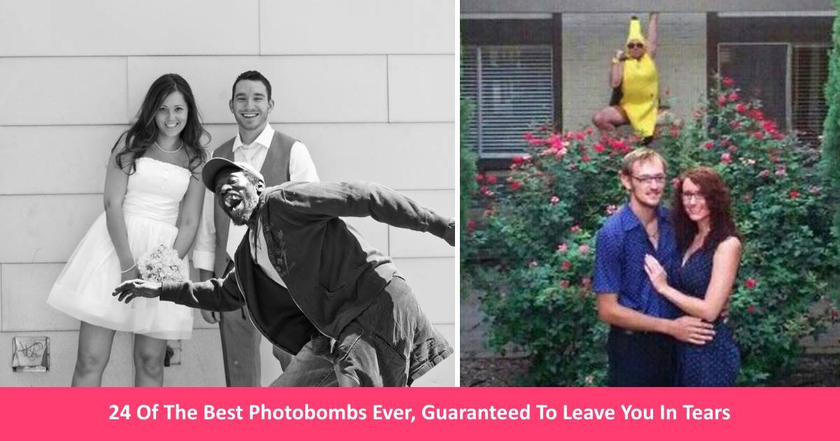 hilariousphotobombs.jpg?resize=412,275 - 24 Of The Best Photobombs Ever, Guaranteed To Leave You In Tears