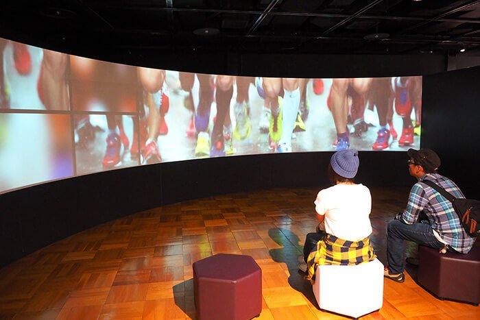 Image result for 札幌オリンピックミュージアム パノラマシアター