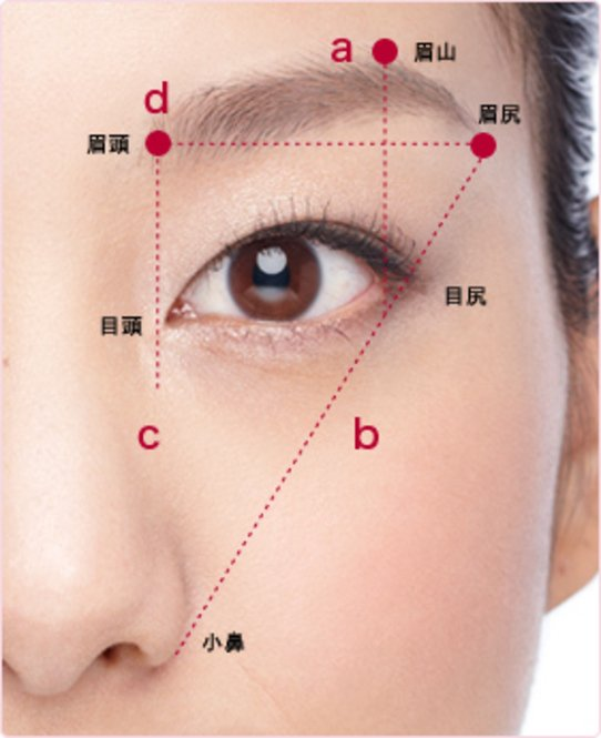 how can i bring my eyebrows to an ideal shape w621 20140826 1286469 - 眉毛を理想的な形に近づけるためには?