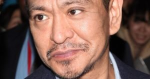 """TORONTO, ON - SEPTEMBER 12: Director and actor Hitoshi Matsumoto arrives at the """"R100' Premiere during the 2013 Toronto International Film Festival at Ryerson Theatre on September 12, 2013 in Toronto, Canada. (Photo by Sarjoun Faour Photography/WireImage)"""