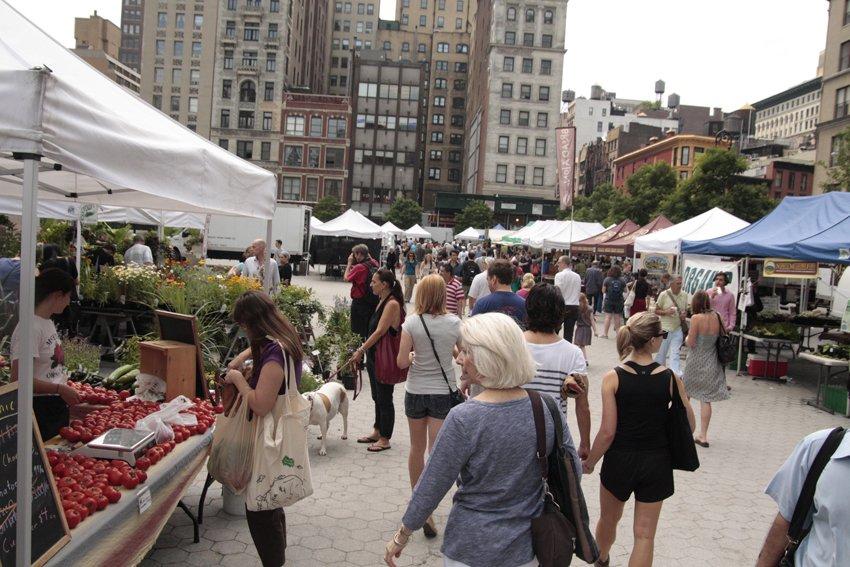 Image result for ニューヨーク グリーンマーケット