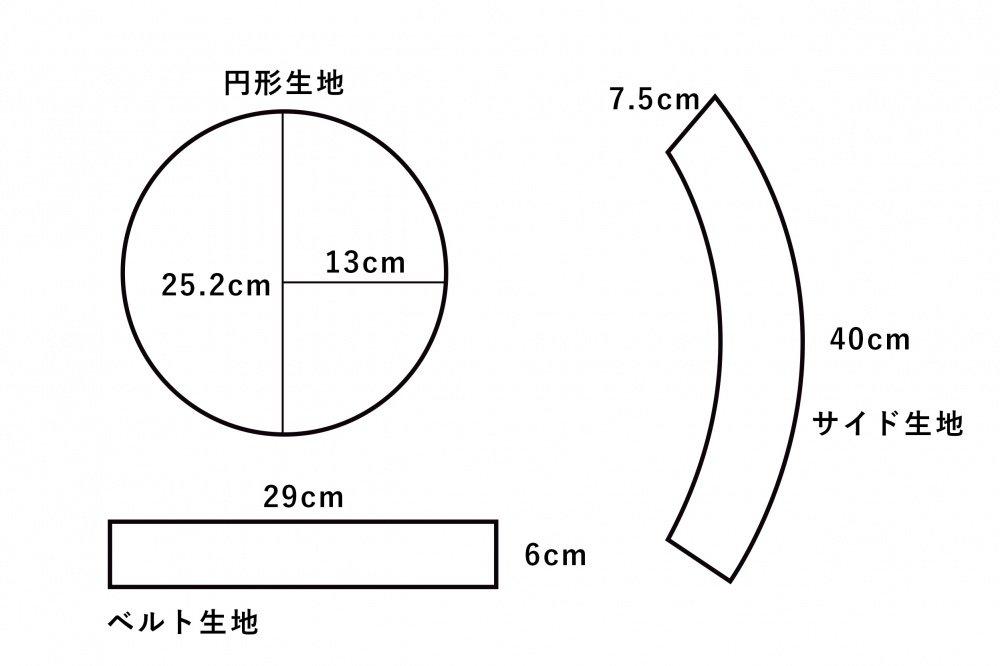 Image result for ベレー帽 作り方