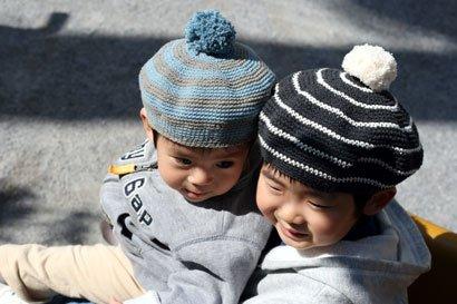 Image result for ベレー帽 作り方 編み