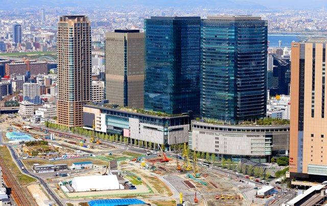 グランフロント大阪에 대한 이미지 검색결과
