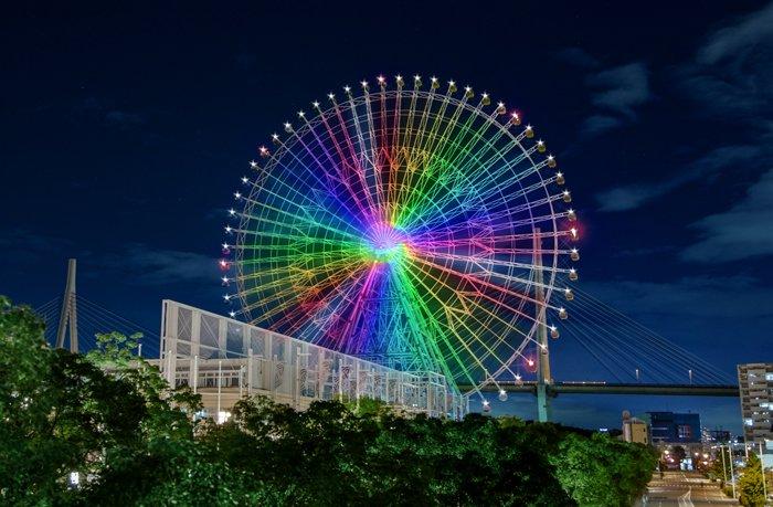 大阪 天保山 観覧車에 대한 이미지 검색결과