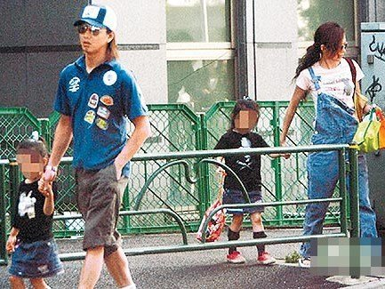 img312492376 - キムタクには何人子供がいる?公開されている写真をチェック!