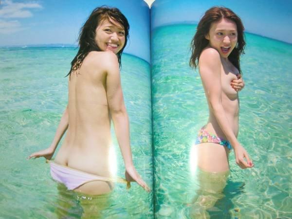 img 5a301e3f2f377.png?resize=300,169 - 大島優子の写真集「脱ぎやがれ!」とは一体なんだったのか?