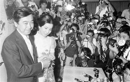 大女優「吉永小百合」の旦那・岡田太郎に謎の死亡説!