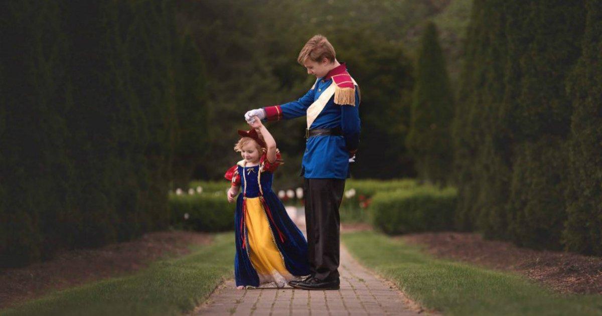 irmaofin.jpg?resize=1200,630 - Irmão presenteia irmã com sessão de fotos como princesa