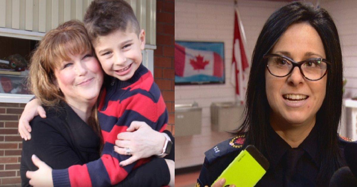 juice1 1.png?resize=1200,630 - Menino de 6 anos salvou sua mãe com uma caixa de suco depois que ela colapsou no chão
