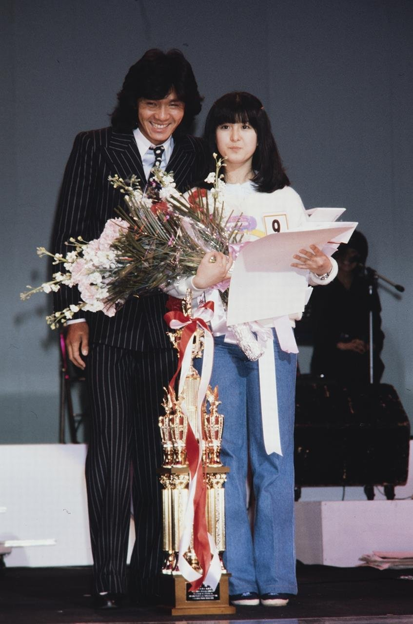 河合奈保子 オーディション 優勝에 대한 이미지 검색결과