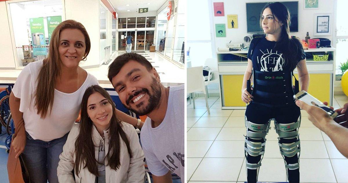 laisfin.jpg?resize=648,365 - Lais Souza mostra vídeos de sua recuperação e seguidores vibram por ela!