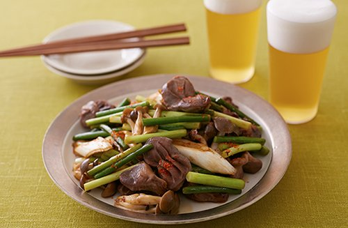 m10 - 砂肝を使った簡単レシピを紹介します!