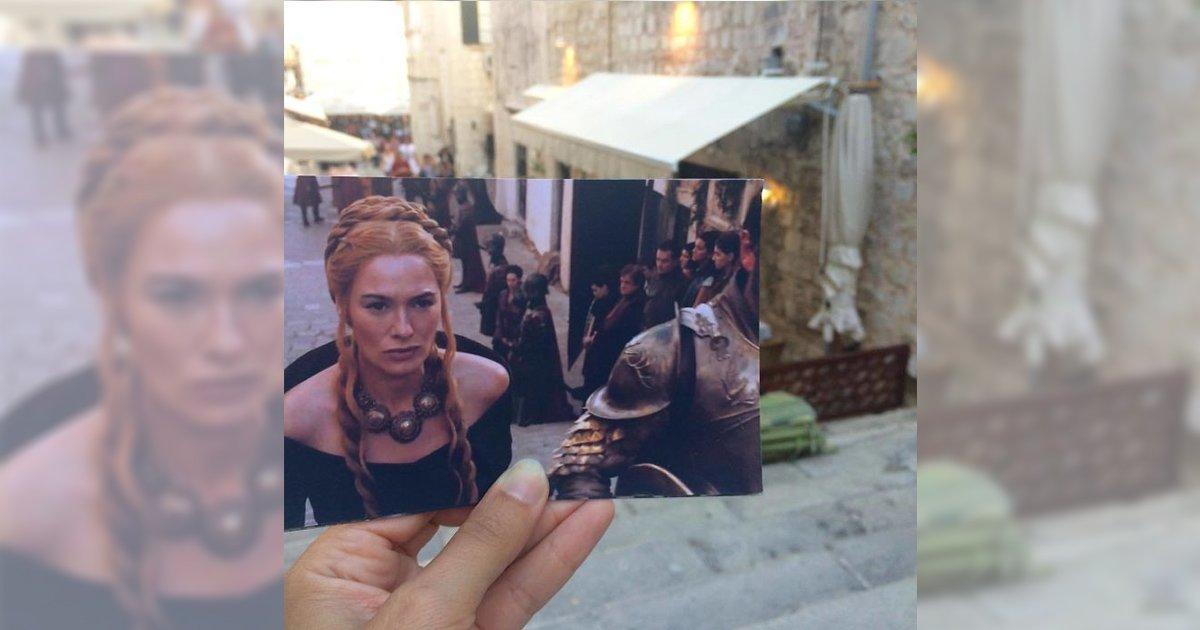 mainphoto got.jpeg?resize=412,232 - Conheça a Instagramer que caça as diversas locações de Game of Thrones e as fotografa de maneira muito criativa!