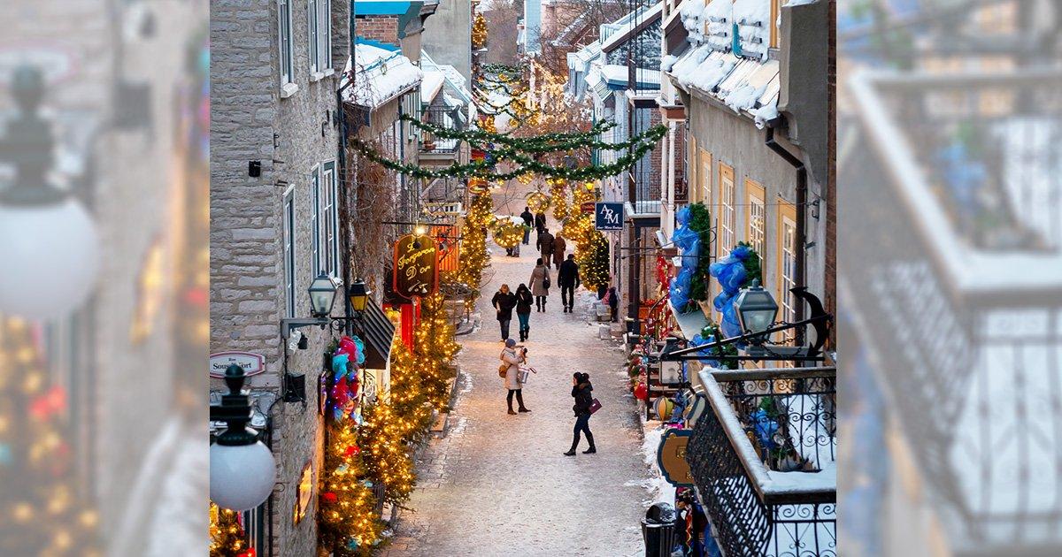 mainphoto quebec.jpeg?resize=300,169 - [Photos] Ce quartier de Québec va vous plonger dans l'esprit de Noël