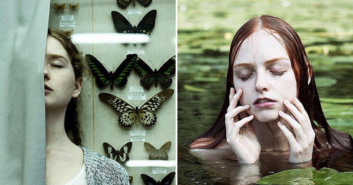 mainphoto roussemystique - [Photos] Cette photographe capture le mysticisme autour des femmes rousses