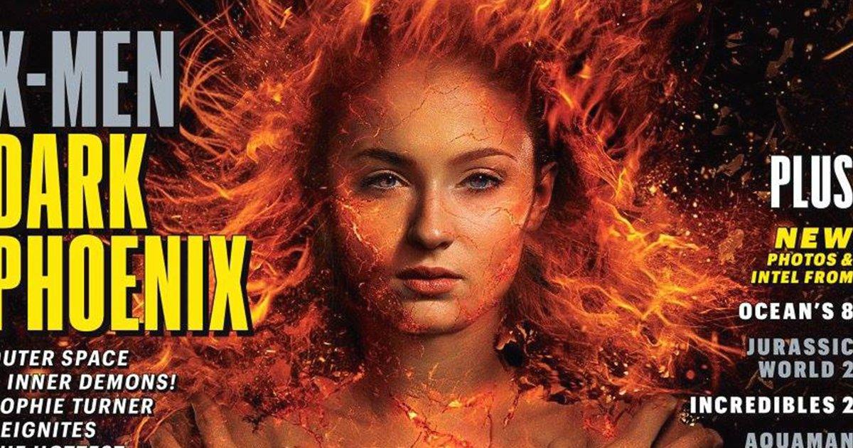 mainphoto xmenphoenix - X-Men Dark Phoenix : les premières images dévoilées