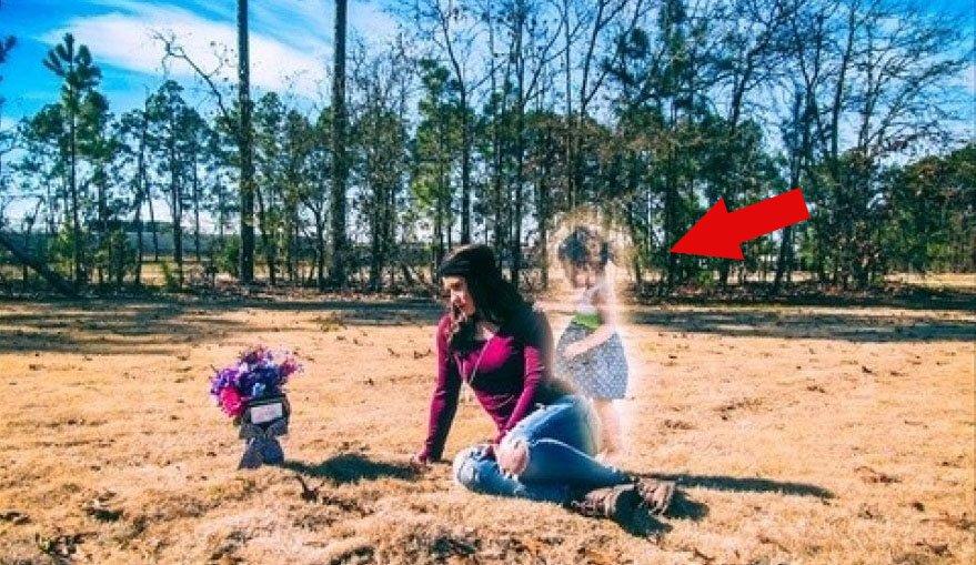 mom daughter murder cluprit 2 copy.jpg?resize=412,232 - Mãe que tirou fotos do túmulo da filha acaba sendo a principal suspeita da morte dela