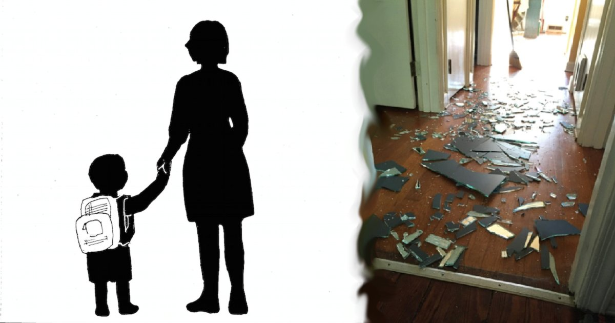 motherghhghgh.png?resize=300,169 - Angry Son Breaks Large Mirror – What Single Mom's Does Is Parenting At Its Best