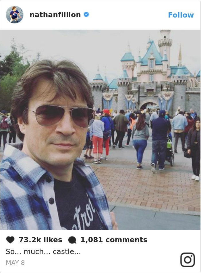 nathan fillion is the funniest guy BT0PoOtALjE png  700 - 30 Posts That Prove Nathan Fillion Is The Funniest Guy Ever