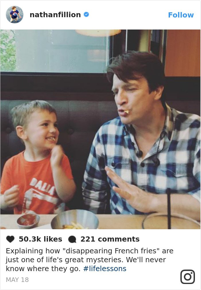 nathan fillion is the funniest guy BUP75n9gdwB png  700 - 30 Posts That Prove Nathan Fillion Is The Funniest Guy Ever