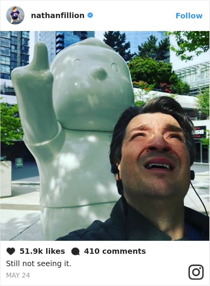 nathan fillion is the funniest guy BUe4DAKAzGp 1 png  700 - 30 Posts That Prove Nathan Fillion Is The Funniest Guy Ever
