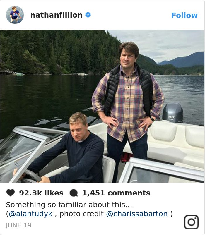 nathan fillion is the funniest guy BVikr2PA0 a png  700 - 30 Posts That Prove Nathan Fillion Is The Funniest Guy Ever