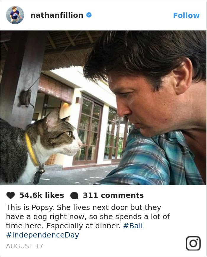 nathan fillion is the funniest guy BX4wOaqgneG png  700 - 30 Posts That Prove Nathan Fillion Is The Funniest Guy Ever