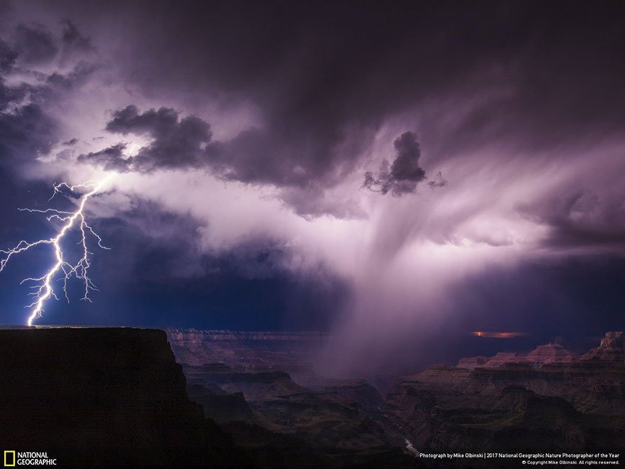 Crédits photo : National Geographic / Mike Olbinski