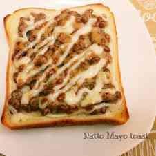 納豆トースト에 대한 이미지 검색결과