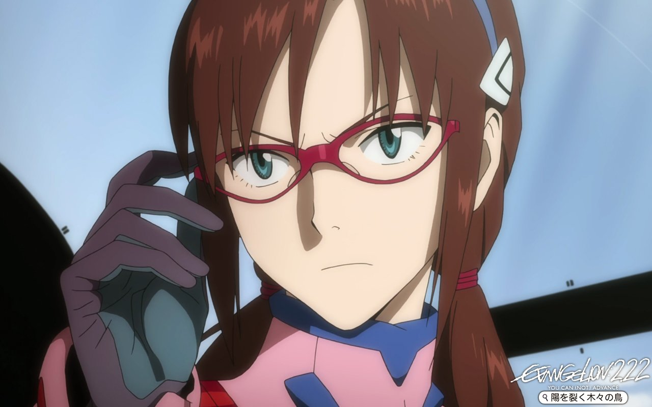 Image result for エヴァンゲリオン  真希波マリ