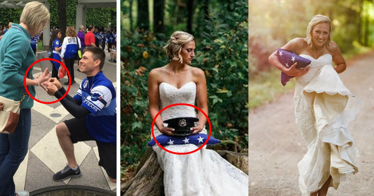 noiva.jpg?resize=636,358 - Noiva faz ensaio fotográfico de casamento sem o noivo, para superar a tristeza de perdê-lo tragicamente antes do casório