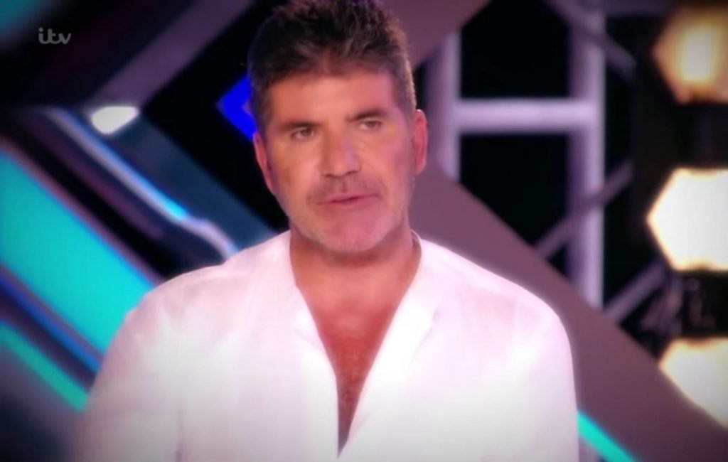 itv 'The X Factor'