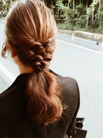 perfect for a busy morning easy summary hair arrangement collection 461d0800cecf63e8b12345f1beec2af1f43ea7ab - 忙しい朝にぴったり!簡単まとめ髪アレンジ集
